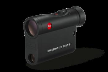 Дальномер Leica Rangemaster 2000-B CRF - купить (заказать), узнать цену - Охотничий супермаркет Стрелец г. Екатеринбург