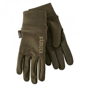 Перчатки Harkila Power Liner Gloves Dark Olive - купить (заказать), узнать цену - Охотничий супермаркет Стрелец г. Екатеринбург