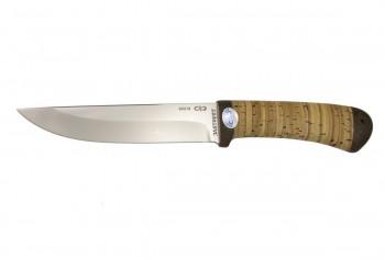 Нож Лиса туристический береста 95х18 - купить (заказать), узнать цену - Охотничий супермаркет Стрелец г. Екатеринбург