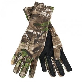 Перчатки Seeland Lizard Gloves Realtree® Xtra Green - купить (заказать), узнать цену - Охотничий супермаркет Стрелец г. Екатеринбург