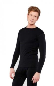 Рубашка мужская Lopoma Wool Comfort черная 3225 - купить (заказать), узнать цену - Охотничий супермаркет Стрелец г. Екатеринбург