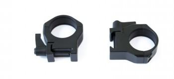 Кольца быстросъемные Luman Precision D30 низкие LP30LW - купить (заказать), узнать цену - Охотничий супермаркет Стрелец г. Екатеринбург