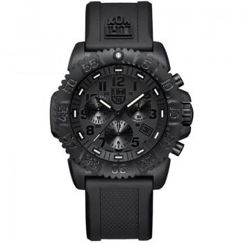 Часы Luminox Evo Seal Chrono Blackout A.3081.BO - купить (заказать), узнать цену - Охотничий супермаркет Стрелец г. Екатеринбург