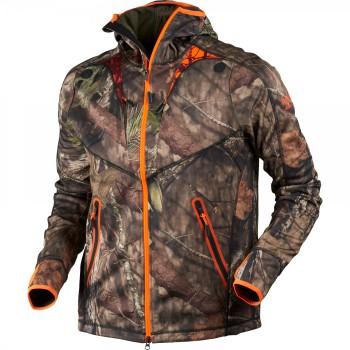 Толстовка Harkila Moose Hunter Mossy Oak Orange Blaze - купить (заказать), узнать цену - Охотничий супермаркет Стрелец г. Екатеринбург