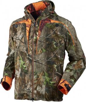 Куртка Harkila Moose Hunter MossyOak OrangeBlaze - купить (заказать), узнать цену - Охотничий супермаркет Стрелец г. Екатеринбург