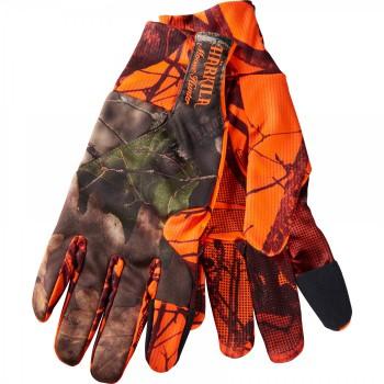 Перчатки Harkila Moose Hunter MossyOak OrangeBlaze - купить (заказать), узнать цену - Охотничий супермаркет Стрелец г. Екатеринбург