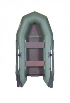 Лодка Лоцман М-240 ЖС зеленая - купить (заказать), узнать цену - Охотничий супермаркет Стрелец г. Екатеринбург