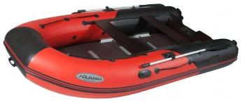 Лодка Лоцман М-310 (киль+слань) черная/красная - купить (заказать), узнать цену - Охотничий супермаркет Стрелец г. Екатеринбург