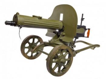 ММГ Пулемет Максим №85213 - купить (заказать), узнать цену - Охотничий супермаркет Стрелец г. Екатеринбург