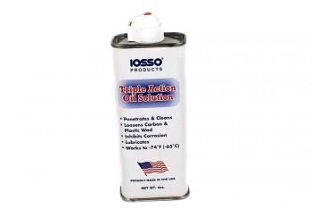 Масло 3в1 Iosso Triple Action Solution 120мл - купить (заказать), узнать цену - Охотничий супермаркет Стрелец г. Екатеринбург