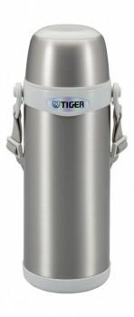 Термос Tiger Clear Stainless White MBI-A080 XW 0,8л  - купить (заказать), узнать цену - Охотничий супермаркет Стрелец г. Екатеринбург