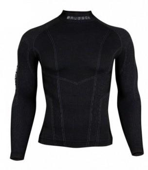 Комплект мужской длинный рукав Brubeck Wool Merino 61% черный - купить (заказать), узнать цену - Охотничий супермаркет Стрелец г. Екатеринбург