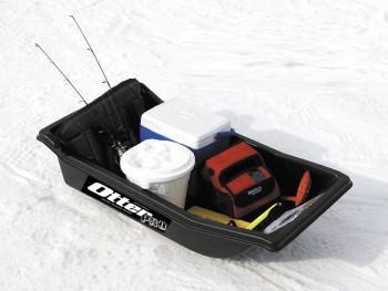 Сани Otter II mini sled black 110х55х25  - купить (заказать), узнать цену - Охотничий супермаркет Стрелец г. Екатеринбург