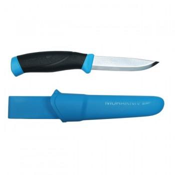 Нож Morakniv Compnion Blue нержавеющая сталь голубой - купить (заказать), узнать цену - Охотничий супермаркет Стрелец г. Екатеринбург