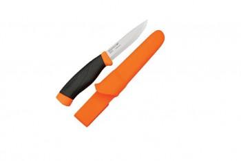 Нож Morakniv Companion Orange Outdoor Sports Knife - купить (заказать), узнать цену - Охотничий супермаркет Стрелец г. Екатеринбург