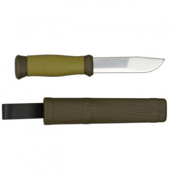 Нож Morakniv 2000 Green, нержавеющая сталь - купить (заказать), узнать цену - Охотничий супермаркет Стрелец г. Екатеринбург