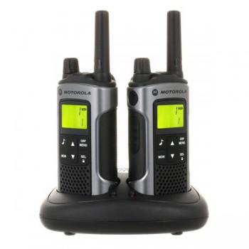 Портативные радиостанции Motorola TLKR-Т80 (комплект) - купить (заказать), узнать цену - Охотничий супермаркет Стрелец г. Екатеринбург