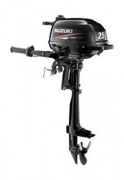 """Мотор """"Suzuki"""" DF2.5 2.5 л.с. №00252F-821020 - купить (заказать), узнать цену - Охотничий супермаркет Стрелец г. Екатеринбург"""