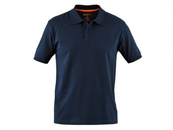 Футболка Beretta Corporate Polo синяя - купить (заказать), узнать цену - Охотничий супермаркет Стрелец г. Екатеринбург