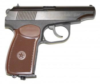 Пистолет пневматический МР-654 К-20 с обновл рукояткой - купить (заказать), узнать цену - Охотничий супермаркет Стрелец г. Екатеринбург