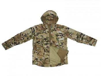 Куртка мембранная Sharkskin V Soft Shell Assault MULTICAM - купить (заказать), узнать цену - Охотничий супермаркет Стрелец г. Екатеринбург