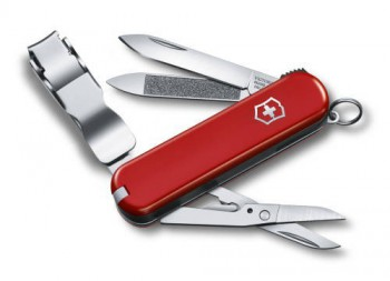 Нож Victorinox Nail 0.6463 с кусачками для ногтей - купить (заказать), узнать цену - Охотничий супермаркет Стрелец г. Екатеринбург