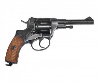 Револьвер Наган (охолощенный) под патрон 10ТК - купить (заказать), узнать цену - Охотничий супермаркет Стрелец г. Екатеринбург