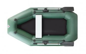 Лодка надувная YUKONA 230 G (без пайола и транца) new зеленая - купить (заказать), узнать цену - Охотничий супермаркет Стрелец г. Екатеринбург