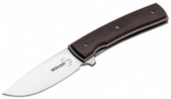 BOKER BK01BO744 FR Cocobolo - складной нож, рукоять кокоболо, сталь VG-10 - купить (заказать), узнать цену - Охотничий супермаркет Стрелец г. Екатеринбург