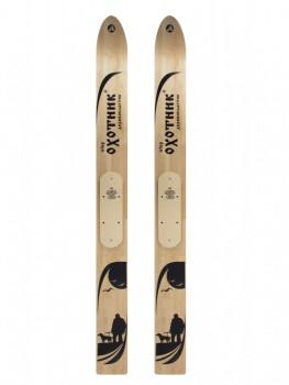 Лыжи охотничьи деревянные (рост 175 см, ширина 150 мм) - купить (заказать), узнать цену - Охотничий супермаркет Стрелец г. Екатеринбург