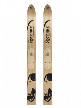 Лыжи охотничьи деревянные (рост 165 см, ширина 150 мм) - купить (заказать), узнать цену - Охотничий супермаркет Стрелец г. Екатеринбург