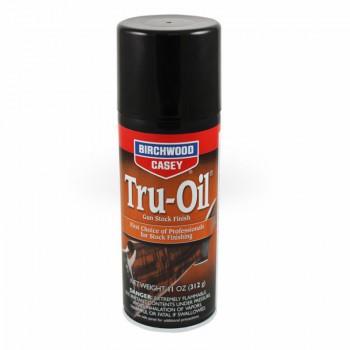 Покрытие и пропитка для ложи Birchwood Tru-Oil Stock Aerosol 325 мл - купить (заказать), узнать цену - Охотничий супермаркет Стрелец г. Екатеринбург