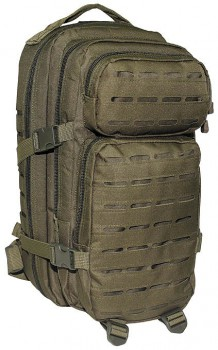 Рюкзак MHF Assault I 'Laser', цвет Olive - купить (заказать), узнать цену - Охотничий супермаркет Стрелец г. Екатеринбург