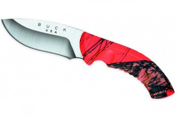 Нож Buck B0392CMS9 Omni Hunter Mossy Oak Blaze Camo - купить (заказать), узнать цену - Охотничий супермаркет Стрелец г. Екатеринбург
