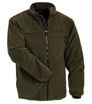 Куртка флисовая Pinewood Ontario коричневая - купить (заказать), узнать цену - Охотничий супермаркет Стрелец г. Екатеринбург