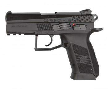 Пистолет пневматический CZ-75 P-07 Duty - купить (заказать), узнать цену - Охотничий супермаркет Стрелец г. Екатеринбург