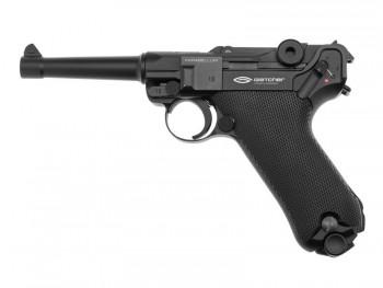 Пистолет пневматический Gletcher Parabellum - купить (заказать), узнать цену - Охотничий супермаркет Стрелец г. Екатеринбург