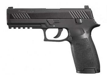 SIG Sauer P320 4.5 мм пистолет P320-177-BLK - купить (заказать), узнать цену - Охотничий супермаркет Стрелец г. Екатеринбург