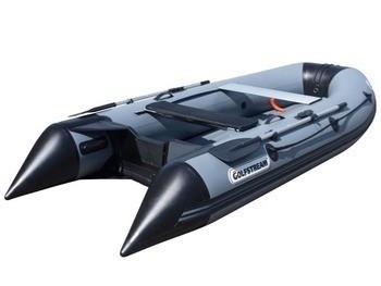 Лодка ПВХ Golfstream Патриот MP 350 серо-черная - купить (заказать), узнать цену - Охотничий супермаркет Стрелец г. Екатеринбург