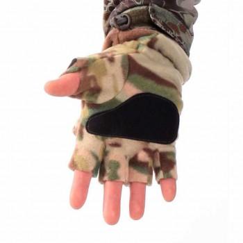 Перчатки-варежки Keotica флисовые мультикам - купить (заказать), узнать цену - Охотничий супермаркет Стрелец г. Екатеринбург