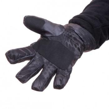 Перчатки Keotica мембрана на флисе черный питон - купить (заказать), узнать цену - Охотничий супермаркет Стрелец г. Екатеринбург