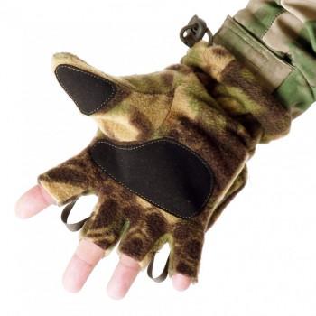 Перчатки-варежки Keotica флисовые зеленый питон - купить (заказать), узнать цену - Охотничий супермаркет Стрелец г. Екатеринбург