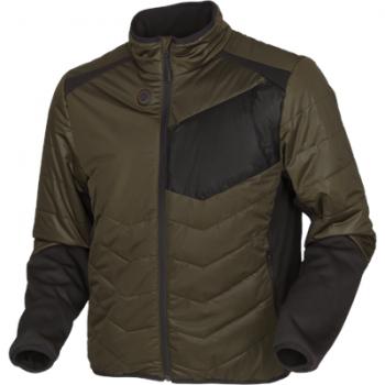 Куртка Harkila Heat Control Willow green Black - купить (заказать), узнать цену - Охотничий супермаркет Стрелец г. Екатеринбург