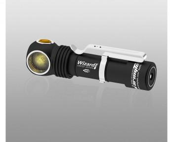 Фонарь Armytek Wizard Pro Magnet USB Nichia Warm - купить (заказать), узнать цену - Охотничий супермаркет Стрелец г. Екатеринбург