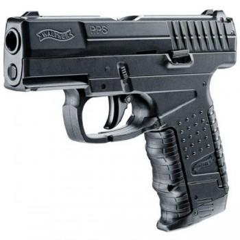 Пистолет пневм. Walther PPS, сплав, черный, Blowback) - купить (заказать), узнать цену - Охотничий супермаркет Стрелец г. Екатеринбург