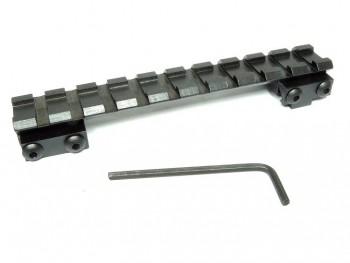 Планка Weaver на CZ 550, стальная - купить (заказать), узнать цену - Охотничий супермаркет Стрелец г. Екатеринбург