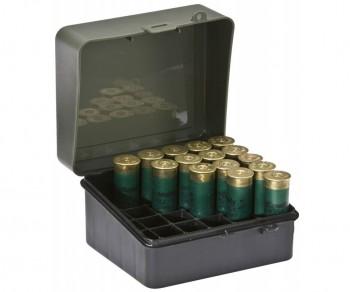 Коробка Plano на 25 патронов к.12-16 магнум - купить (заказать), узнать цену - Охотничий супермаркет Стрелец г. Екатеринбург