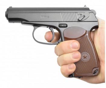 Пистолет пневм. BORNER ПМ49 к.4,5мм - купить (заказать), узнать цену - Охотничий супермаркет Стрелец г. Екатеринбург