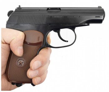 Пистолет пневм. Umarex PM, кал.4,5 мм - купить (заказать), узнать цену - Охотничий супермаркет Стрелец г. Екатеринбург