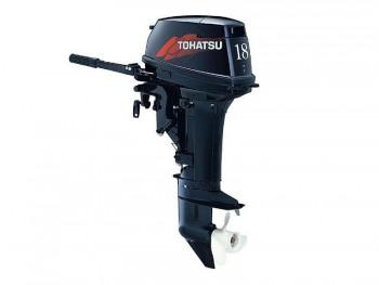 Мотор лодочный Tohatsu M18E2S 002076AF - купить (заказать), узнать цену - Охотничий супермаркет Стрелец г. Екатеринбург